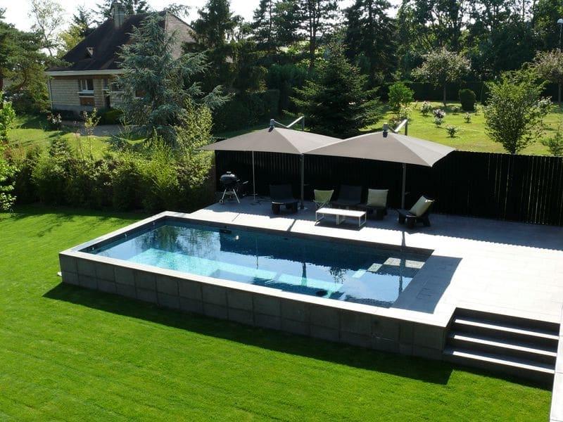 choisir un type de piscine pour sa maison info jardinage