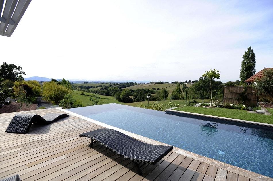 Choisir un type de piscine pour sa maison info jardinage for Quand hiverner sa piscine